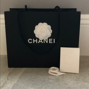 Chanel Shopping Bag / Chanel Paper Bag